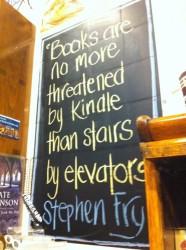 Books vs. eBooks
